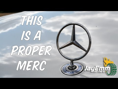 screw-the-a45s---i-bought-a-real-mercedes-benz-as-my-new-daily