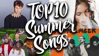 Top 10 Summer Songs of 2017