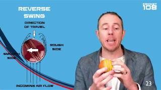 What is reverse swing? #108withIOB
