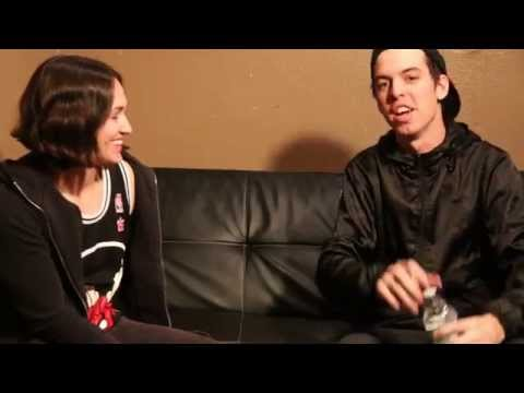 Ghettoblaster interview with Grieves
