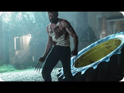 LOGAN Trailer 2 (2017) Wolverine Movie