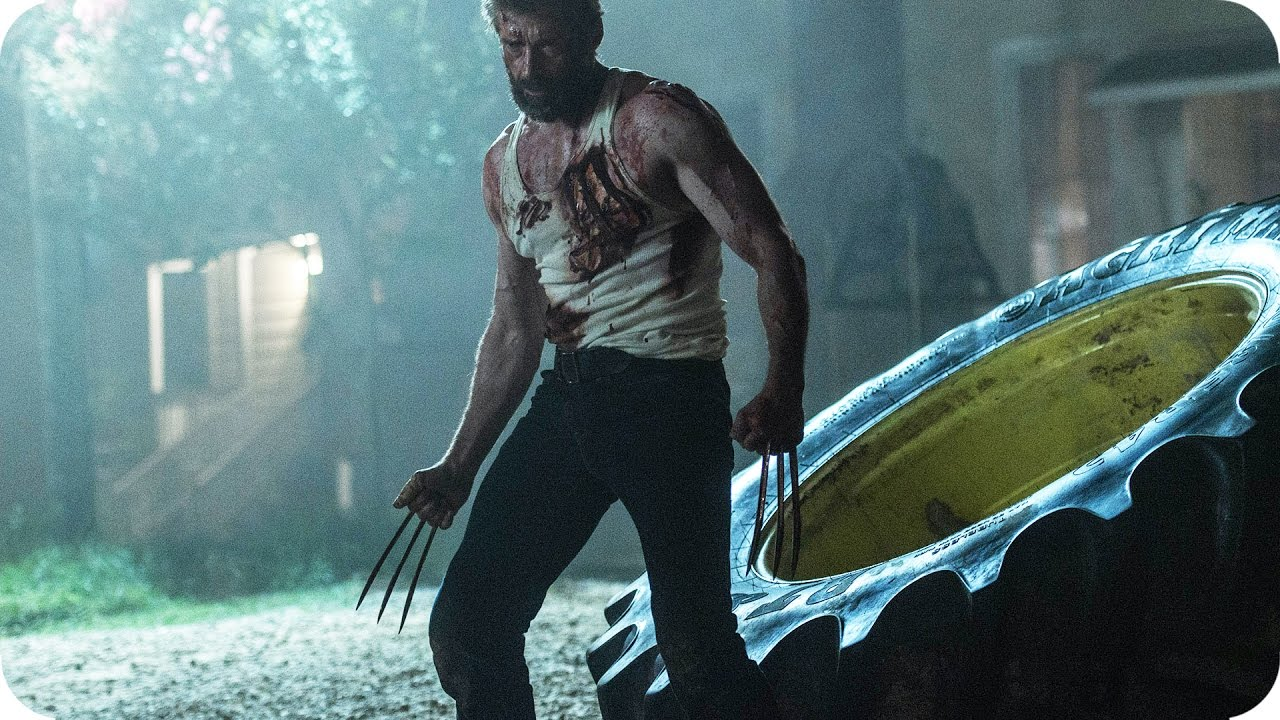 LOGAN Trailer 2  2017  Wolverine Movie   YouTube YouTube Premium