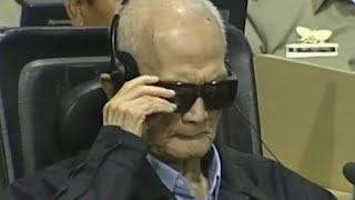 Khmer Rouge regime leaders found guilty of genocide
