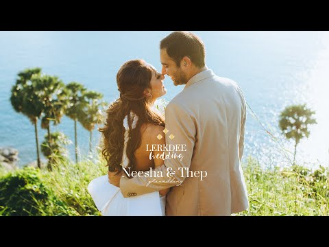 Neesha & Thep PreWedding Presentation MV in Phuket