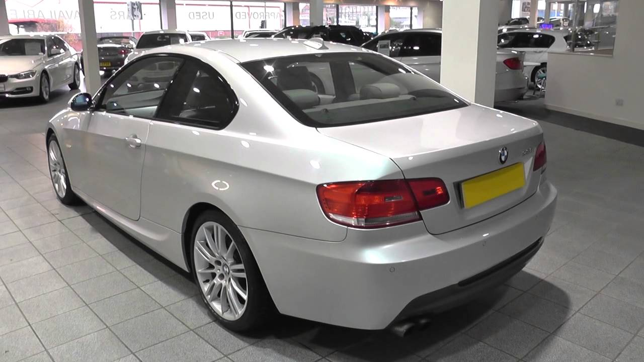 bmw 3 series e92 330i m sport coupe n53 3 0 z3dd u4925 youtube. Black Bedroom Furniture Sets. Home Design Ideas