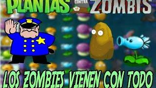 los zombies vienen por lo robado