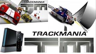 Gameplay  | TrackMania Build to Race  (Nintendo Wii)