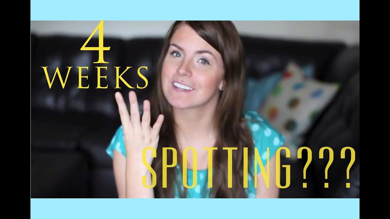 IVF Pregnancy: 4 WEEKS & SPOTTING?