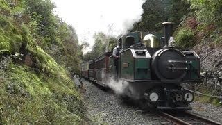 Little Trains in North Wales Compilation 26th August-1st September 2012