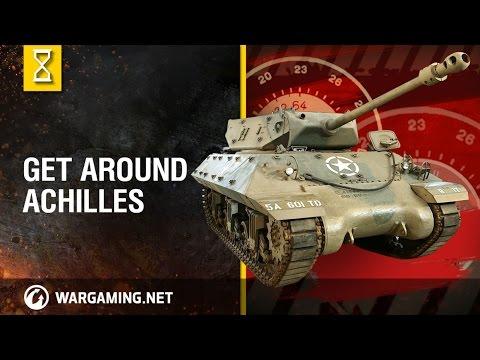 Inside the Chieftain's Hatch: Achilles Part 1