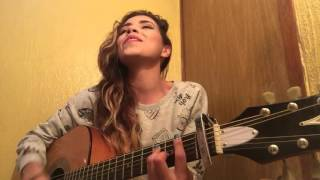 Daniela calvario / te metiste / Ariel Camacho  ( Cover)