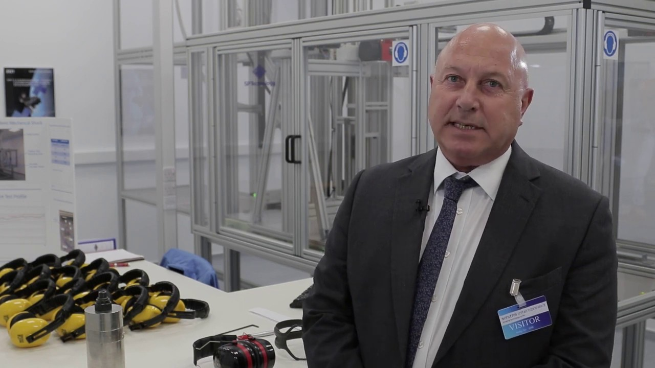 Interview with Paul Harris about our new Test Lab in Dundee