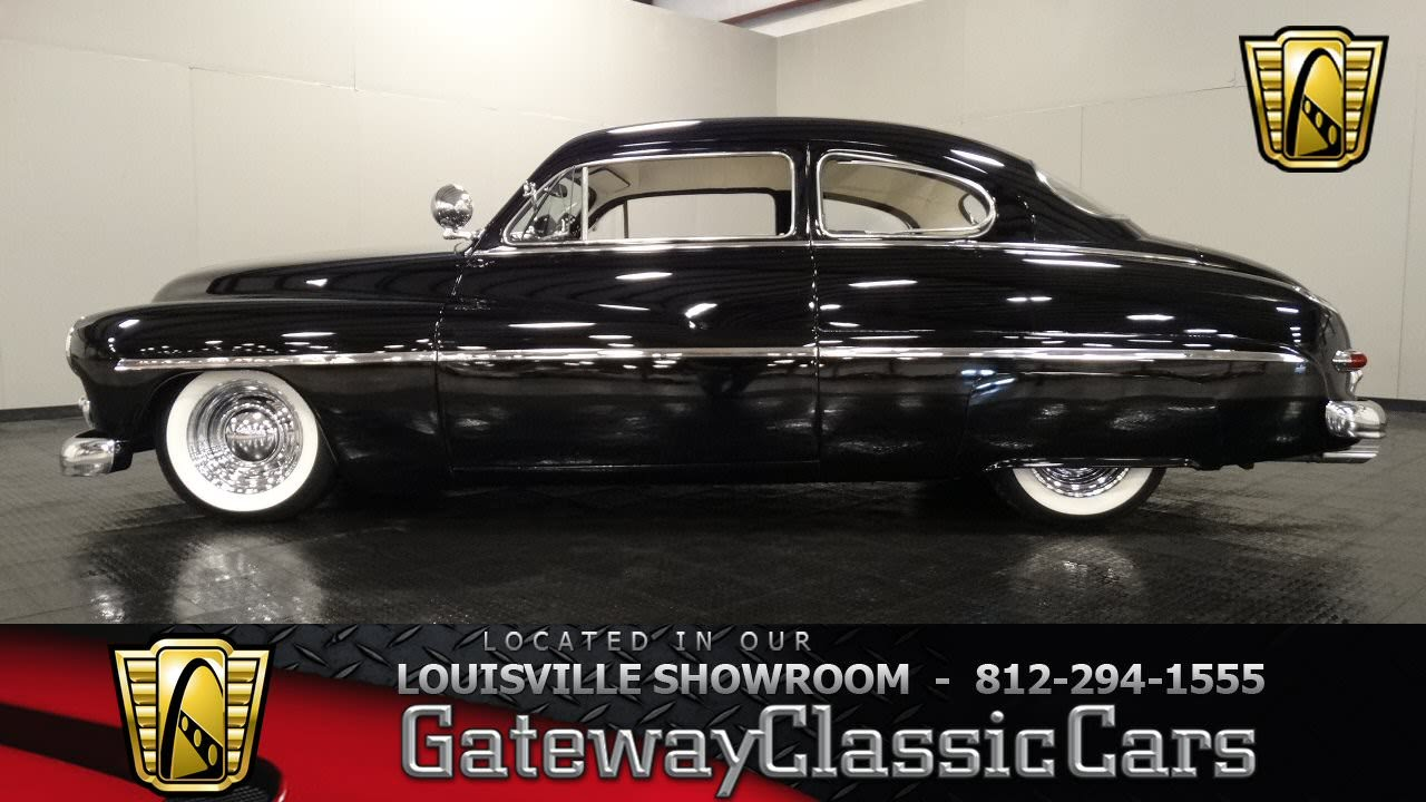 1949 Mercury Coupe - Louisville Showroom - Stock #893 - YouTube
