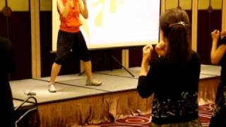 99.5.30~ AFAA 美國有氧體適能協會推廣--拳擊帶動 thumbnail