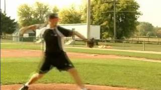 How to Throw a Change Up Pitch : Cut Fastball Pitch Demonstration