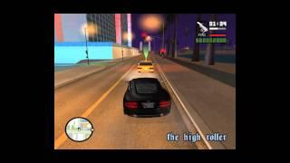 видео Прохождение GTA SA Казино Рояль Часть 1 смотреть онлайн