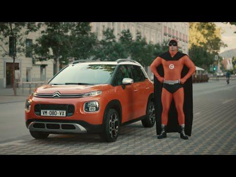 Publicité Nouveau SUV Compact Citroën C3 Aircross