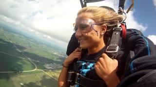 Emily Skydive