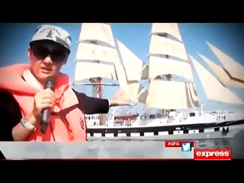 G For Gharidah 25 March 2016 - Special Episode on Pakistan Navy Tall Ship Rah Naward