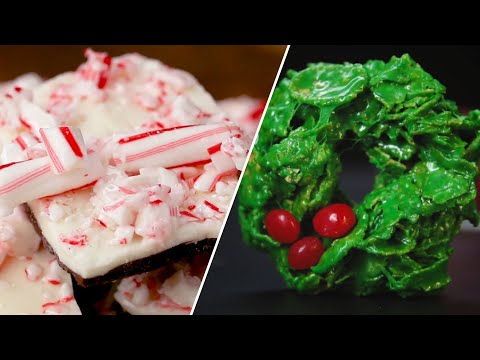 Festive Holiday Treats For People On Santa's Nice List