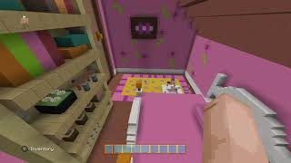 Minecraft toy story world showcase part 2 welcome to sids house