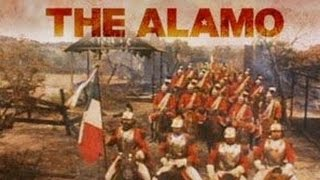 THE ALAMO: THE REAL STORY (WILD WEST HISTORY DOCUMENTARY)