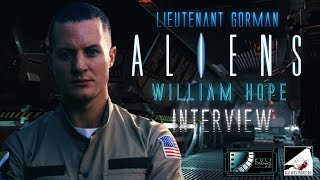 You Always Were an Asshole Gorman - An exclusive William Hope Interview