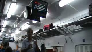 Karaoke on Tren a las Nubes