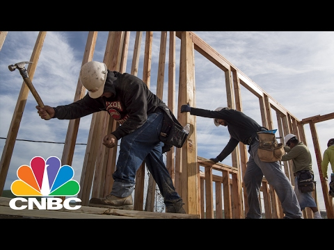 Louisiana Offers Record Job Openings In Construction | Squawk Box | CNBC