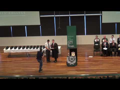 Year 12 Final Assembly 2016