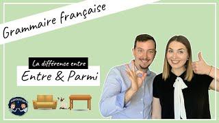 Grammaire Française #3 - Entre & Parmi - BaraGwen