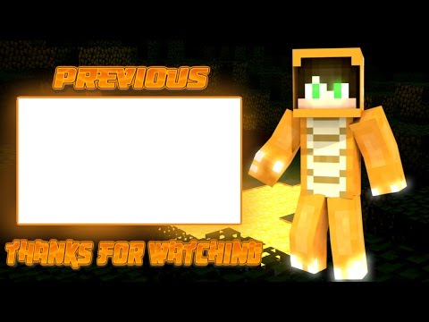 Minecraft Outro Speed Art + Download linkHD