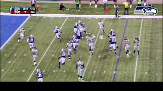 Seattle Seahawks Highlights vs BUF(Week 15, 2012)