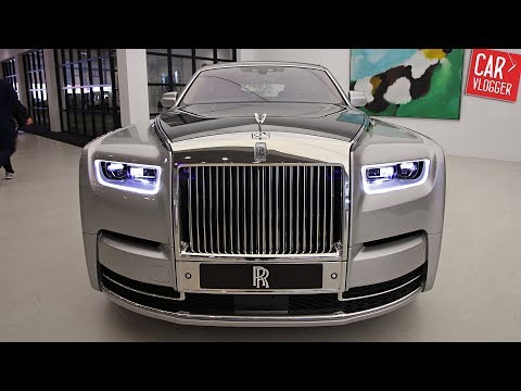 INSIDE the NEW Rolls-Royce Phantom 8 2018 | Interior Exterior DETAILS