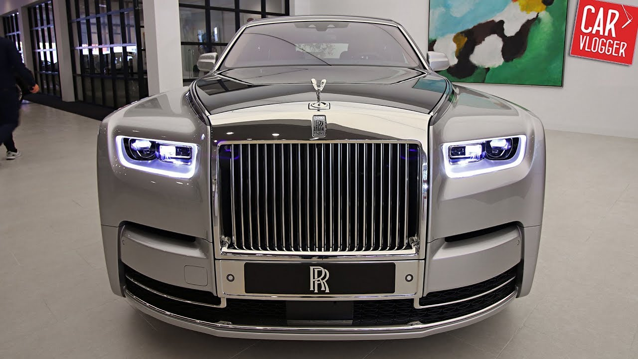 Inside The New Rolls Royce Phantom