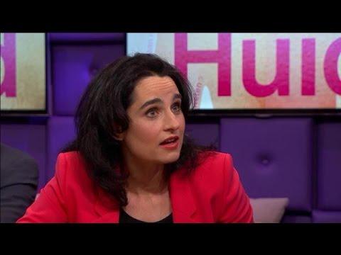 """Huidarts: """"1x douchen per week zonder zeep het beste"""" - RTL LATE NIGHT"""