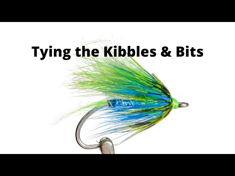 Fly Tying The Kibbles & Bits For Puget Sound Chums & Coho