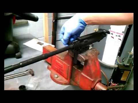 How to Build the AR15:  The Correct Way to Torque a Barrel Nut