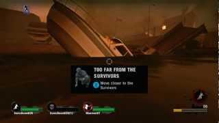 Left 4 Dead The Sacrifice HD Versus Mode Gameplay part 1