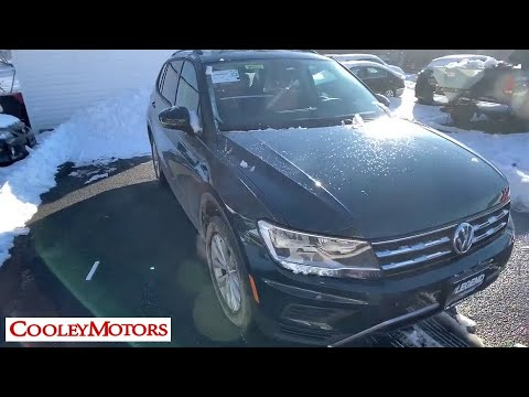 2019 Volkswagen Tiguan Troy, Albany, Schenectady, Clifton Park, Latham, NY V23175