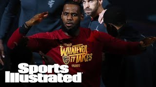 At This Point, LeBron James' Late-Game Heroics Are To Be Expected | SI NOW | Sports Illustrated