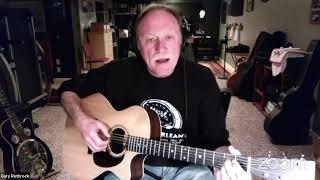 BSCP Virtual Jam   Gary Rocky Rothrock    4 1 2021