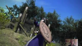 White,Black Mage & the Summoner,Scholar job quest |Final Fantasy XIV