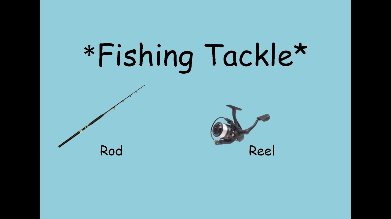 How to setup fishing reel