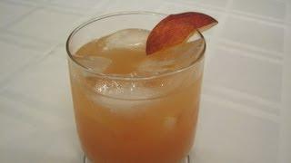 Peach Lemonade -- Lynn's Recipes