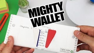the $15 DynoMighty Mighty Wallet that can't be ripped..