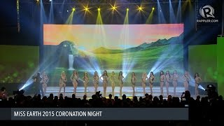 Miss Earth 2015 coronation night: Swimsuit competition