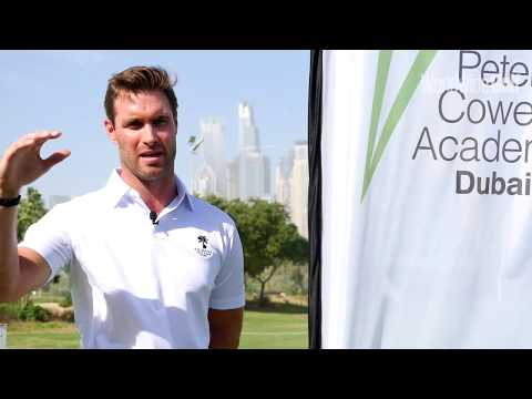 Peter Cowen Academy Dubai launches at Emirates Golf Club