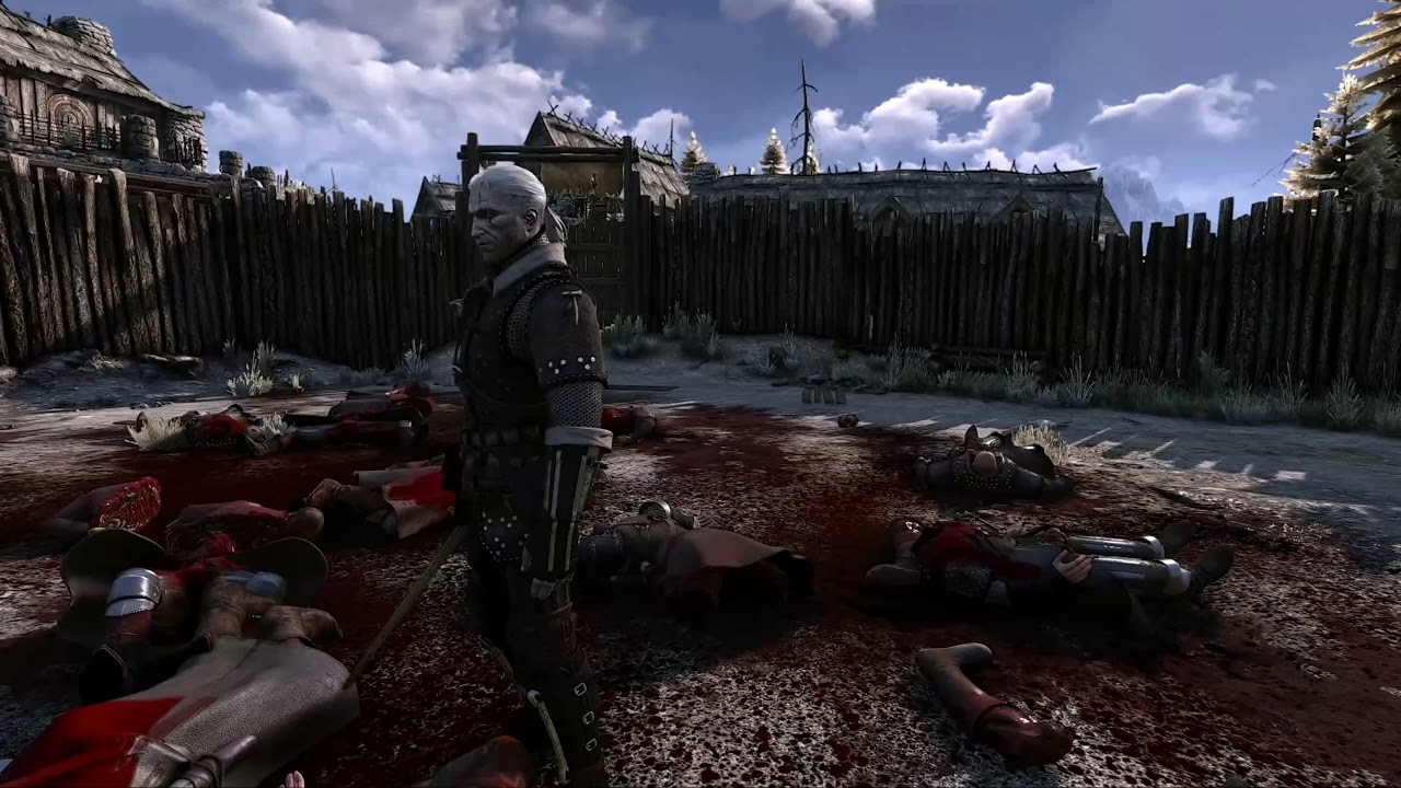 Witcher 3 Enhanced Edition V2 11 - Speed and stamina management