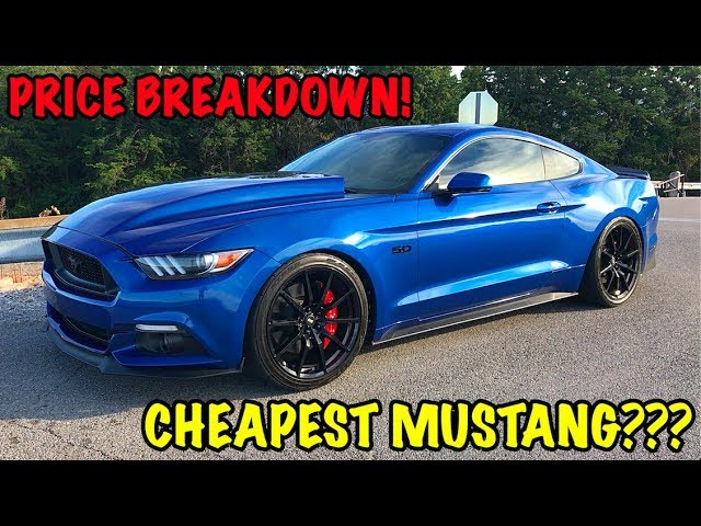 cheapest-2017-ford-mustang-gt